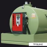 Rezervor motorina 9000 litri + pompa automatizata cu contor mecanic Piusi K33