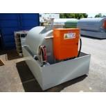 Rezervor Benzina cu pompa ATEX 230V sau 12V
