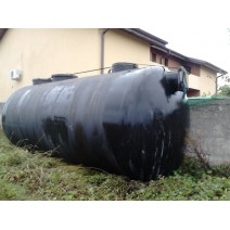 Rezervor carburant reconditionat 30800 litri