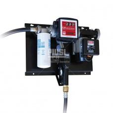 Statie cu contor mechanic K33 Debit 70litri/min