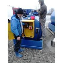 Calibrare volumetrica si debitmetrica pompe si rezervoare supraterane de carburant