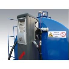 Rezervor carburant capacitate 30000 litri cu pereti dubli
