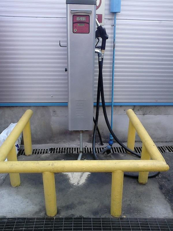 lucrari statii pompe distributie carburanti